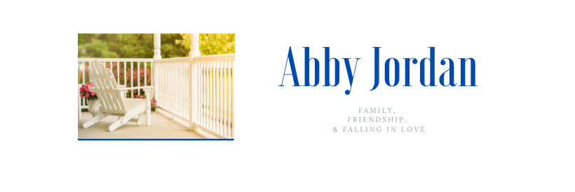 Abby Jordan Books